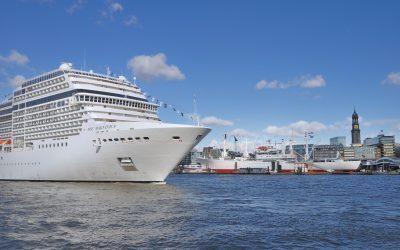 Cruise Gate Hamburg und Bosch Secure Truck Parking schaffen neues Parkangebot für LKW im Hamburger Hafen