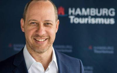 Michael Otremba führt die Hamburg Tourismus GmbH in die Zukunft
