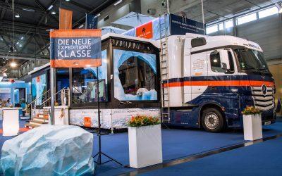 Erstes Kreuzfahrtunternehmen mit AR-App: Hapag-Lloyd Cruises setzt neben Expeditions-Truck auf moderne Technik