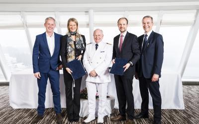TUI Cruises: Jüngste und umweltfreundlichste Flotte wächst weiter