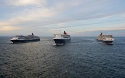 Schon heute in Vorfreude auf übermorgen: Das neue Cunard Programm 2020/2021