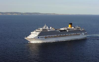 Costa feiert internationalen Vertriebsevent  «Protagonisti del Mare» ab 15. Mai an Bord der Costa Favolosa