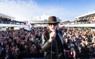 Fünf Tage, 2.800 Fans und eine deutsche Rocklegende