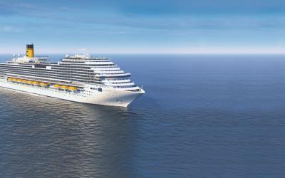 Costa Firenze: Das zweite Schiff für Costa Asien kommt im Oktober 2020