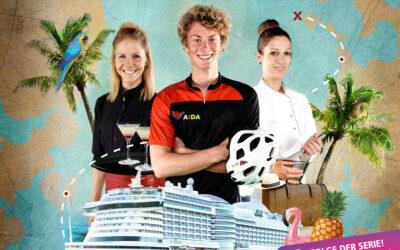 AIDA Cruises launcht neue Social Media Serie