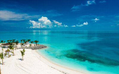 Ocean Cay MSC Marine Reserve, die exklusive Privatinsel von MSC Cruises, eröffnet am 5. Dezember 2019