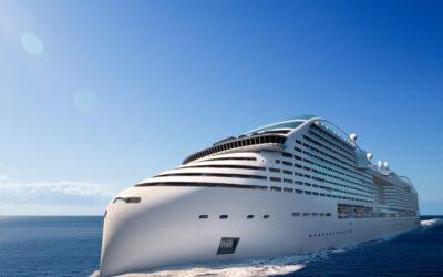 MSC Cruises feiert zwei wichtige Meilensteine im Schiffsbau, die Zeichen für das langfristige Engagement für den Umweltschutz sind