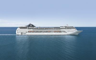 MSC Cruises baut seinen Wachstumsplan bis 2030 aus und legt den Fokus auf zukunftsweisende Umwelttechnologien