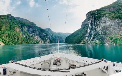 Nächste Etappe des Neustarts mit der EUROPA und HANSEATIC nature