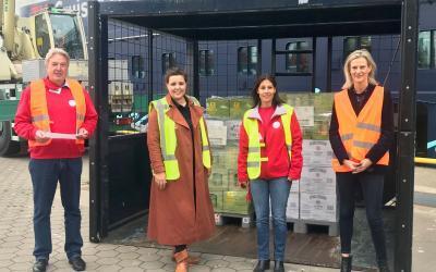 Für den guten Zweck statt für die Mülltonne: Hamburg ermöglicht Lebensmittelspenden von Kreuzfahrtschiffen