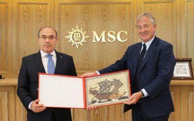 MSC Cruises nimmt Tunesien als Destination im Mittelmeer für den Sommer 2022 auf
