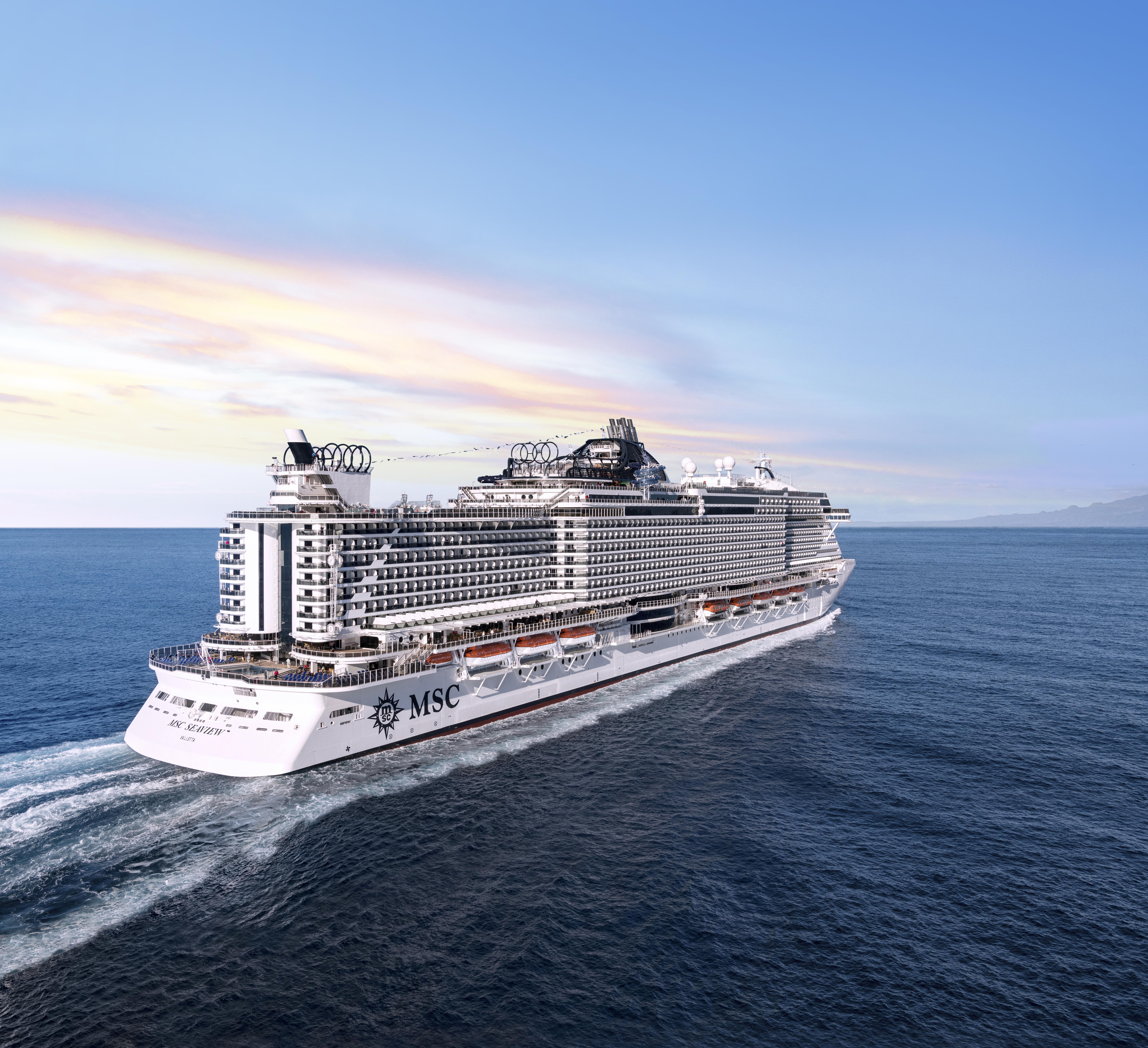 MSC Cruises erhält Zertifizierung für höchste Standards der Lebensmittelsicherheit