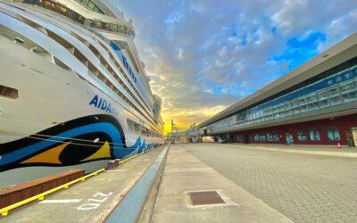 Kreuzfahrt in Hamburg nimmt Fahrt auf: AIDAmar ab 31. Juli für 7-tägige Reisen stationiert