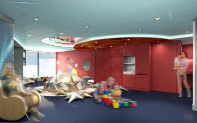 MSC Cruises präsentiert preisgekrönte Familienangebote für die MSC Seashore