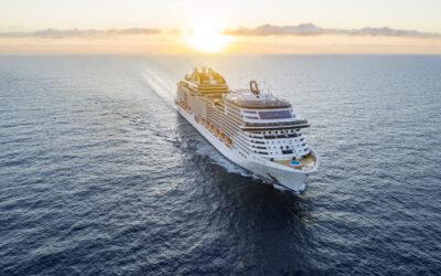 Die Taufzeremonie des neuesten Flaggschiffs von MSC Cruises findet in Dubai statt – einem der begehrtesten Reiseziele der Welt