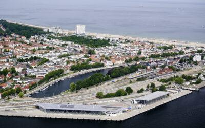 Die MSC Seaview nimmt mit Warnemünde den zweiten deutschen Hafen in die aktuelle Ostsee-Route auf