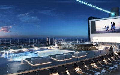 MSC Cruises präsentiert das neue und umfassende Freizeit- und Entertainment-Programm für die MSC Seashore