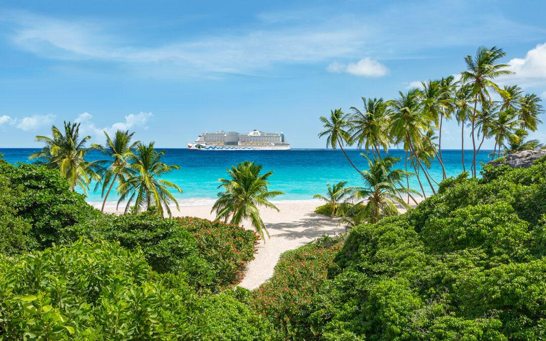 AIDA startet in die Karibik-Saison 2021/2022 / Premiere: Mit AIDAsol ins Paradies und zurück