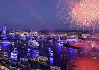 Hamburg Cruise Days | Foto: www.mediaserver.hamburg.de / bcs Media / Manuel Lebowsky