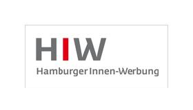Hamburger Innenwerbung
