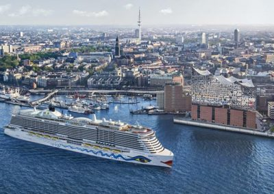 HamburgCruiseNet-Erstanlauf-AIDAnova
