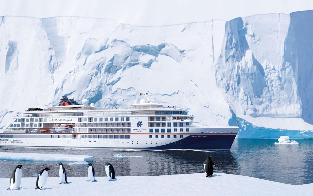 Hapag-Lloyd Cruises: Dritter Expeditionsneubau heißt HANSEATIC spirit