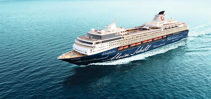 TUI Cruises setzt auf nachhaltiges Wachstum – Flottenerweiterung um zwei weitere Neubauten bedient steigende Nachfrage