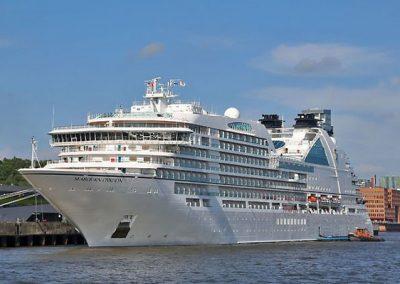 HamburgCruiseNet-Erstanlauf-Seabourn-Ovation
