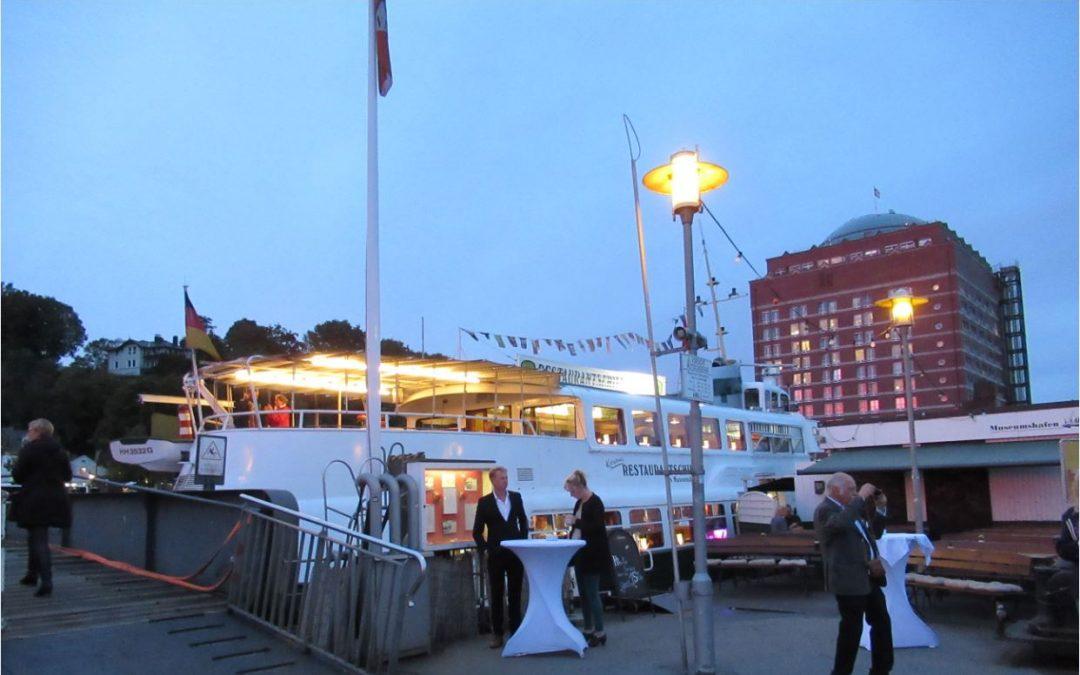 Kreuzfahrt trifft Tourismus – Sommerfest des HCN und des TVH