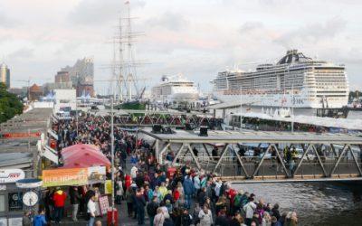 Hamburg setzt auf nachhaltiges Wachstum in der Kreuzfahrt