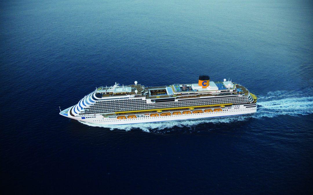 Black Friday bei Costa: Kreuzfahrten zum Knallerpreis Karibik, Mittelmeer und Emirate
