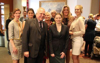 Vom christlichen Hospiz zum Familienhotel in vierter Generation Baseler Hof Hamburg feiert heute 111 Jahre Jubiläum