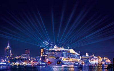 Die Hamburg Cruise Days 2019: ein Erlebnis zu Wasser und zu Lande