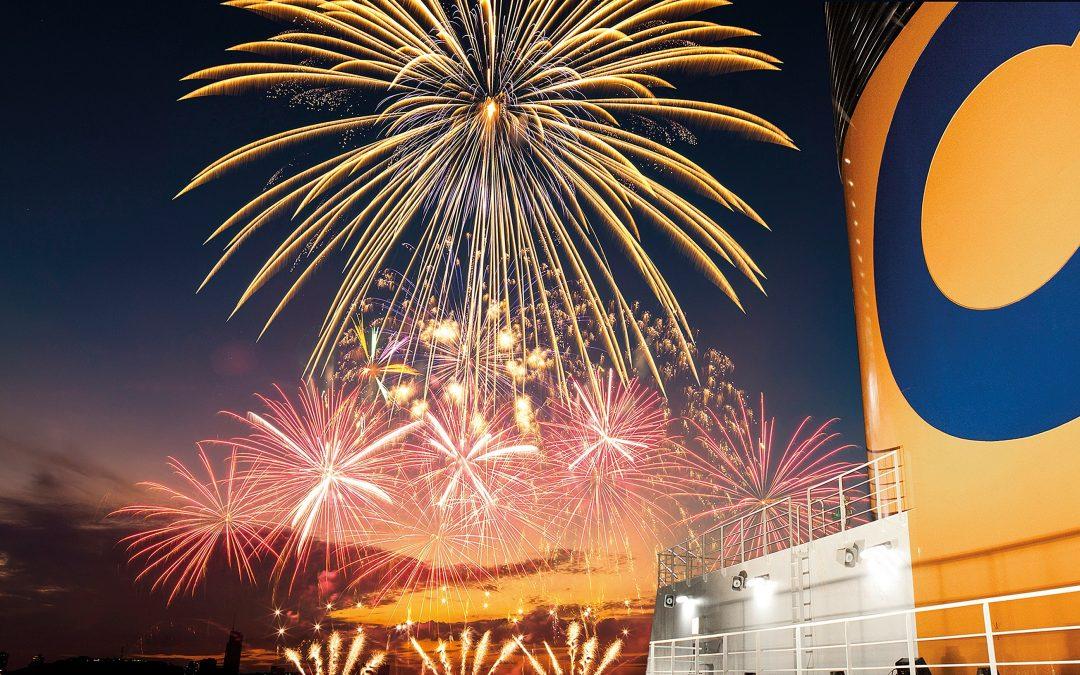 Weihnachten und Silvester mit Costa Kreuzfahrten – Panettone satt und landestypische Silvesterparties