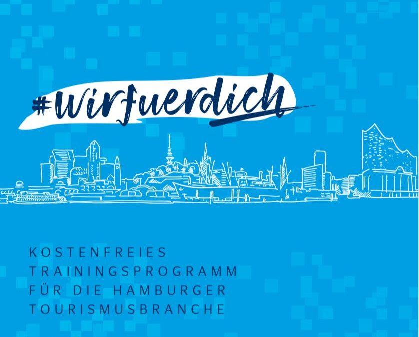 Google und die Hamburg Tourismus GmbH bauen Trainingsprogramm für Digitalthemen aus