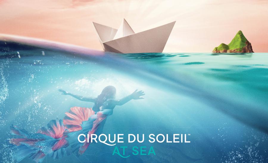 """Exklusiv für die MSC Bellissima: MSC präsentiert die zwei neuen Shows des """"Cirque du Soleil at Sea"""""""