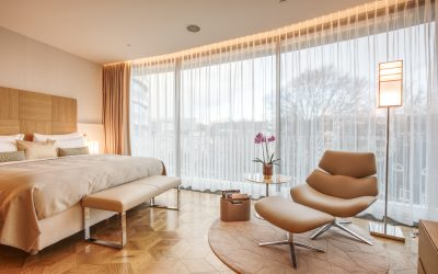 Luxusschiff trifft auf Luxushotel: die EUROPA 2-Suite im The Fontenay