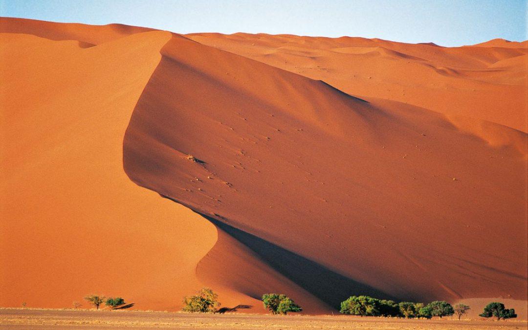 Die Seele Afrikas mit Privatjet ALBERT BALLIN erleben