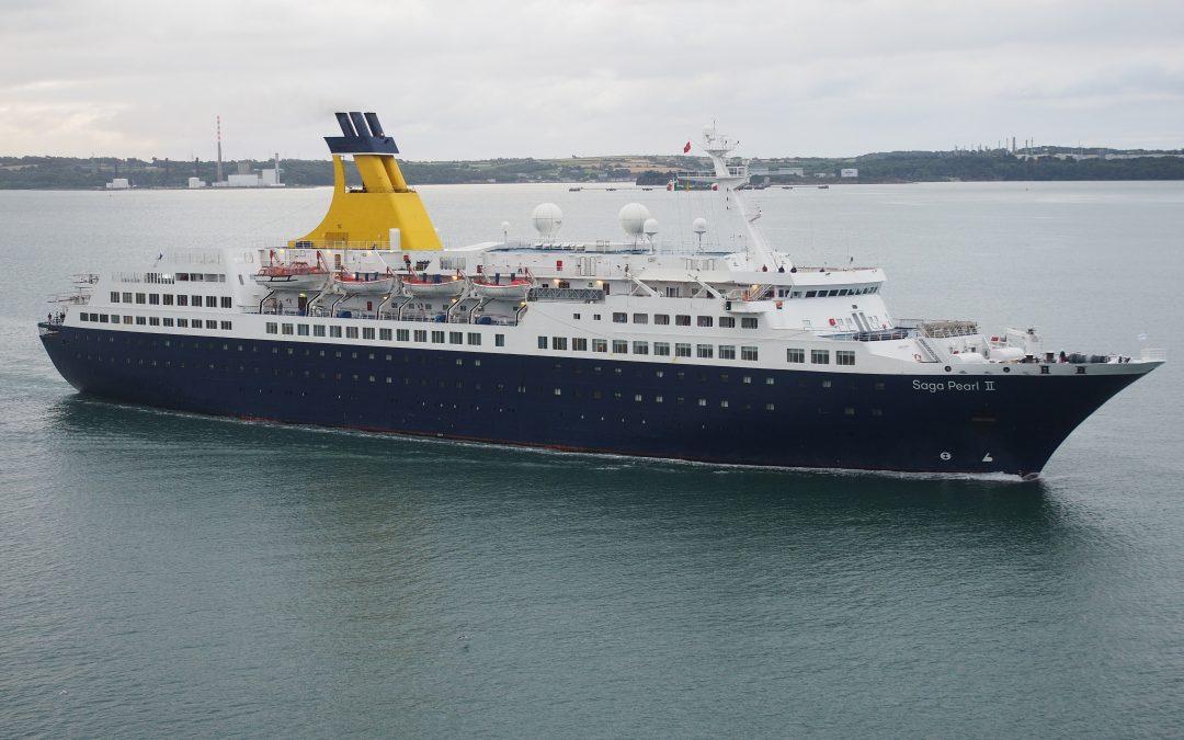 Besonderer Gast zum letzten Mal im Hamburger Hafen erwartet