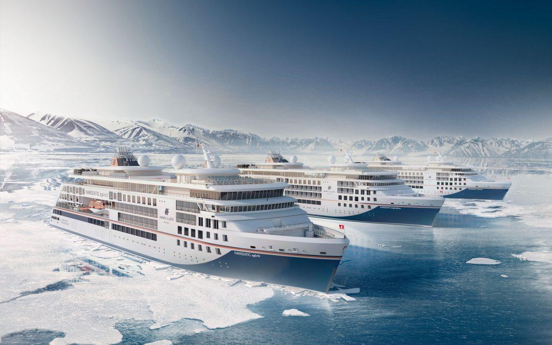 Hapag-Lloyd Cruises: Expeditionsflotte fährt zukünftig ohne Schweröl