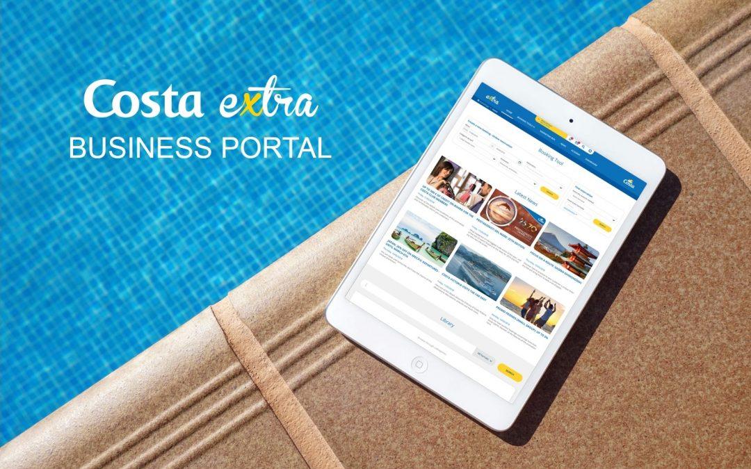 """Eine Plattform für alles: Neues Reisebüro-Portal """"Costa extra"""" vereinfacht die Arbeit von Reisebüros drastisch"""