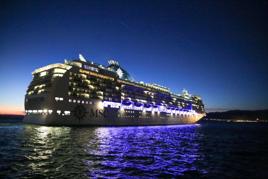 MSC Cruises feiert Premiere: Die erste 119-tägige World Cruise startet heute in Barcelona