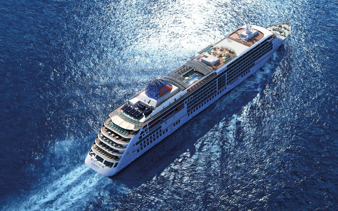 Mit vielen Reisehighlights in der Saison 2020-2021 nimmt die EUROPA 2 Kurs auf die Weltmeere