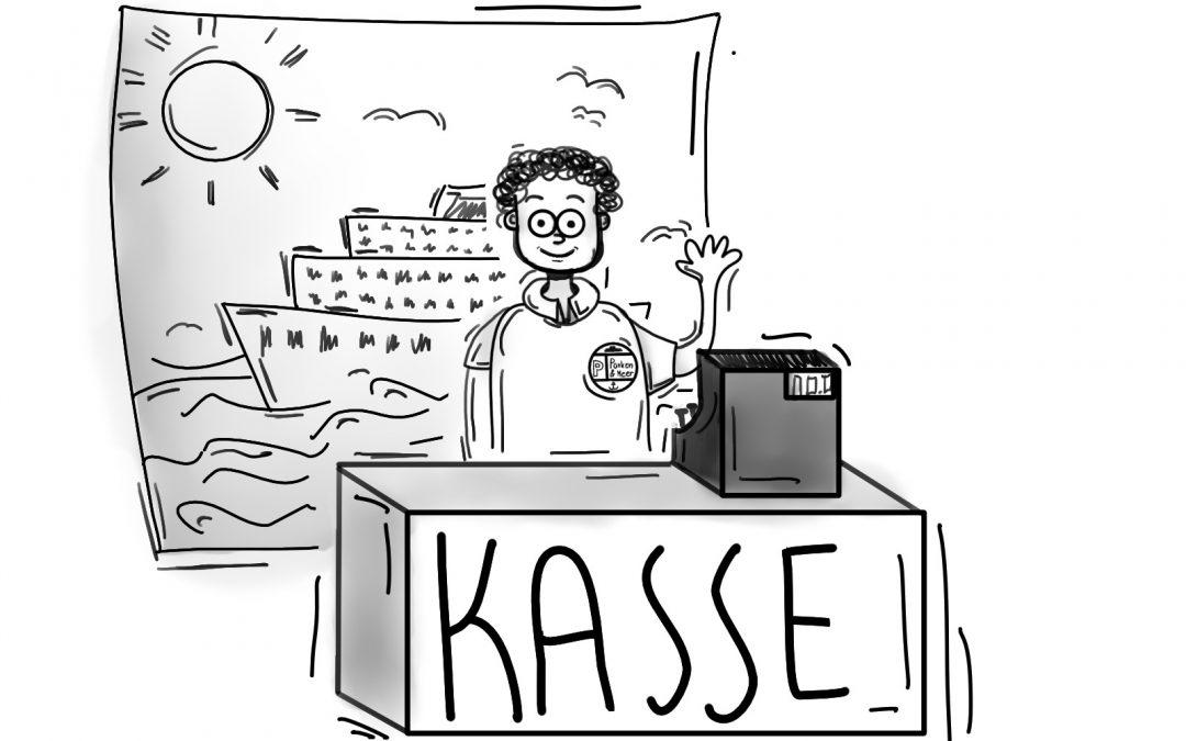 Mitarbeiter Kasse (m/w/d) – Parken & Meer
