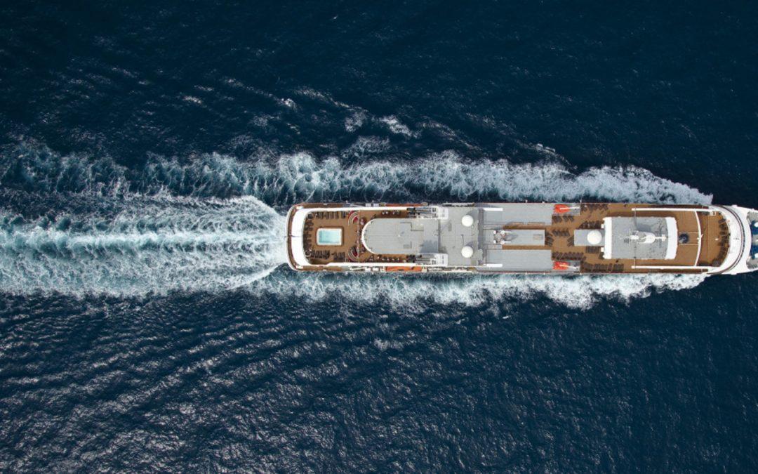 PONANT bietet Gästen kostenfreies Internet auf allen Schiffen