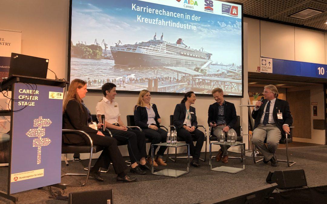 Hamburg Cruise Net e.V. auf der ITB 2019
