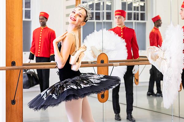 Einfach spitze: English National Ballet tanzt an Bord der Queen Mary 2