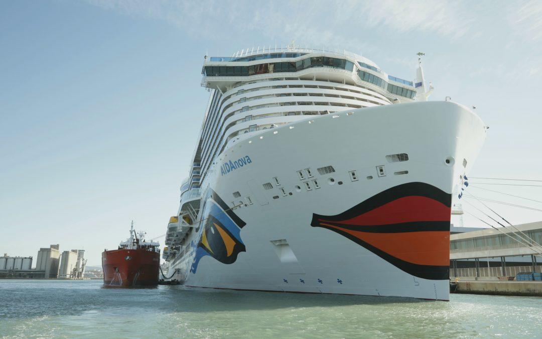 AIDA Cruises sagt Reisen im August ab