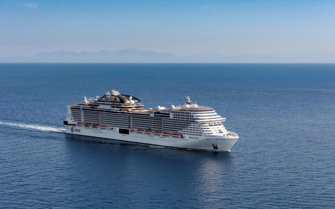 MSC Cruises eröffnet neu ausgerüstetes, co-gebrandetes Kreuzfahrtterminal in Kiel und verkündet erweiterte Partnerschaft mit dem Seehafen