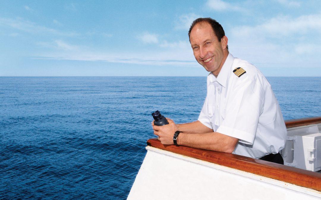 Hapag-Lloyd Cruises ernennt neue Kapitäne für Expeditionsflotte